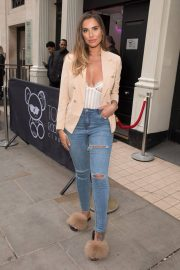 Jessica Shears at Missguided New Fragrance Launch Party in London 2018/05/16 1
