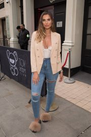 Jessica Shears at Missguided New Fragrance Launch Party in London 2018/05/16 5