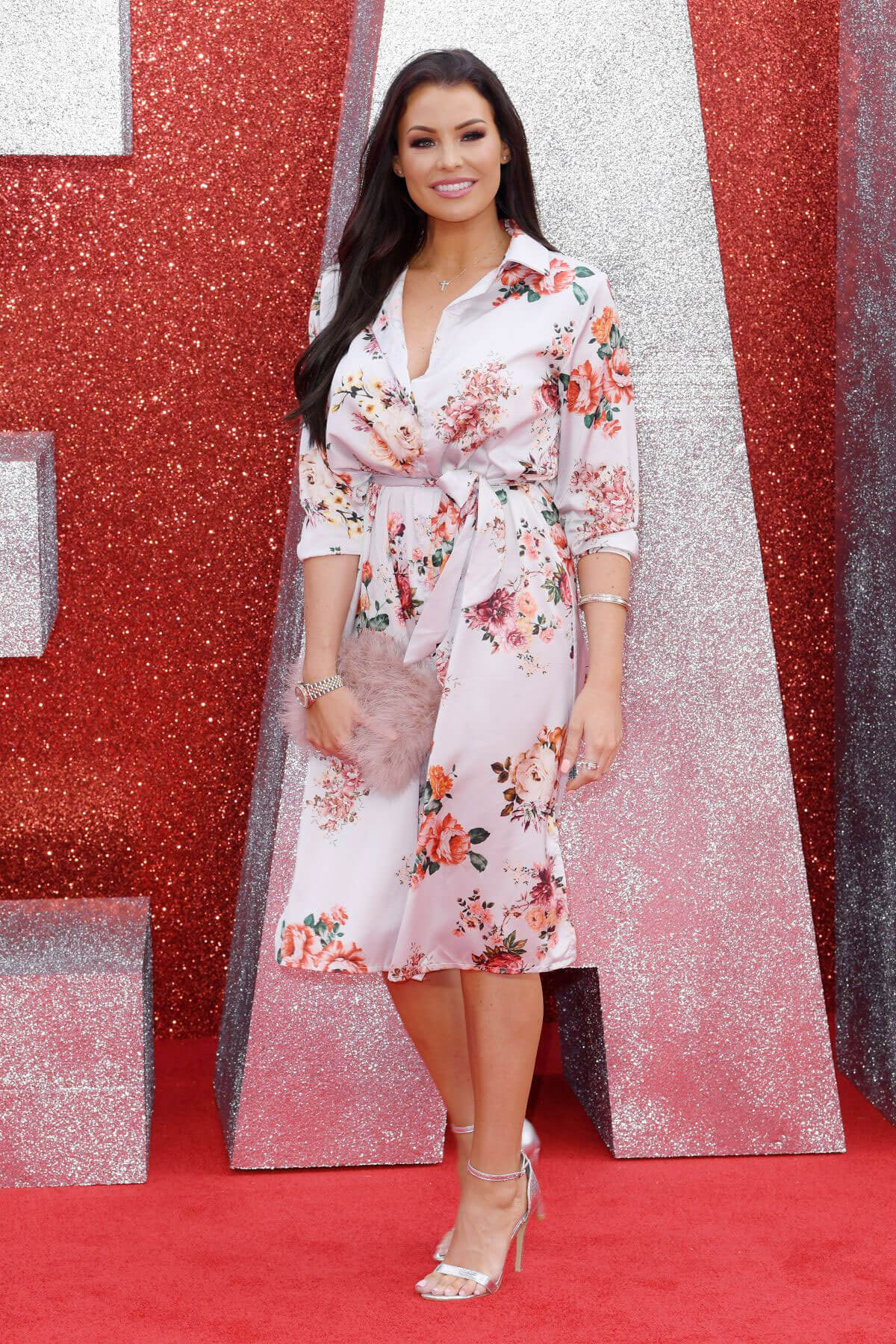 Jessica Wright at Oceans 8 Premiere in London 2018/06/13 1