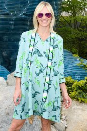 Jo Whiley at Chelsea Flower Show in London 2018/05/21 1