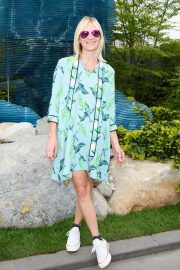 Jo Whiley at Chelsea Flower Show in London 2018/05/21 9