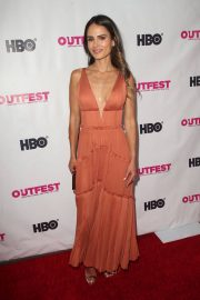Jordana Brewster at Outfest Film Festival Opening Night Gala in Los Angeles 2018/07/12 5