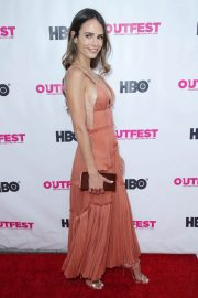 Jordana Brewster at Outfest Film Festival Opening Night Gala in Los Angeles 2018/07/12 14