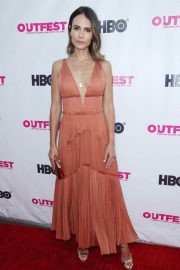 Jordana Brewster at Outfest Film Festival Opening Night Gala in Los Angeles 2018/07/12 15