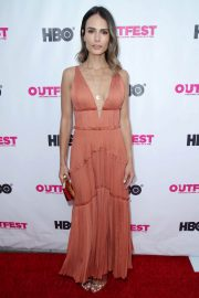 Jordana Brewster at Outfest Film Festival Opening Night Gala in Los Angeles 2018/07/12 16