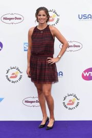 Julia Goerges at WTA Tennis on the Thames Evening Reception in London 2018/06/28 3