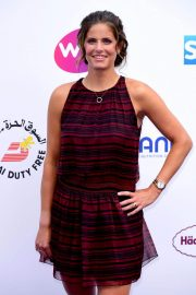 Julia Goerges at WTA Tennis on the Thames Evening Reception in London 2018/06/28 5