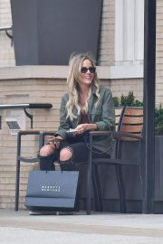 Julie Benz Shopping at Barneys New York in Beverly Hills 2018/05/24 12