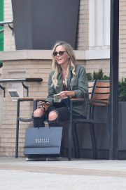 Julie Benz Shopping at Barneys New York in Beverly Hills 2018/05/24 13