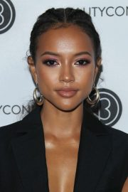Karrueche Tran at Los Angeles Beautycon Festival 2018/07/14 2
