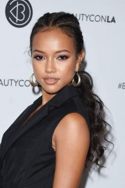 Karrueche Tran at Los Angeles Beautycon Festival 2018/07/14 9