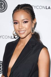 Karrueche Tran at Los Angeles Beautycon Festival 2018/07/14 11