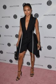 Karrueche Tran at Los Angeles Beautycon Festival 2018/07/14 13
