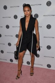 Karrueche Tran at Los Angeles Beautycon Festival 2018/07/14 15
