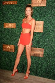 Kate Bock at Sports Illustrated Swimsuit Show at Miami Swim Week 2018/07/15 10