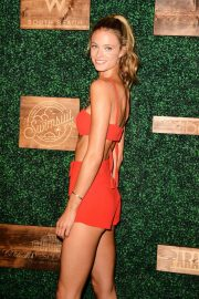Kate Bock at Sports Illustrated Swimsuit Show at Miami Swim Week 2018/07/15 11
