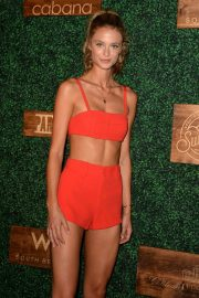 Kate Bock at Sports Illustrated Swimsuit Show at Miami Swim Week 2018/07/15 13