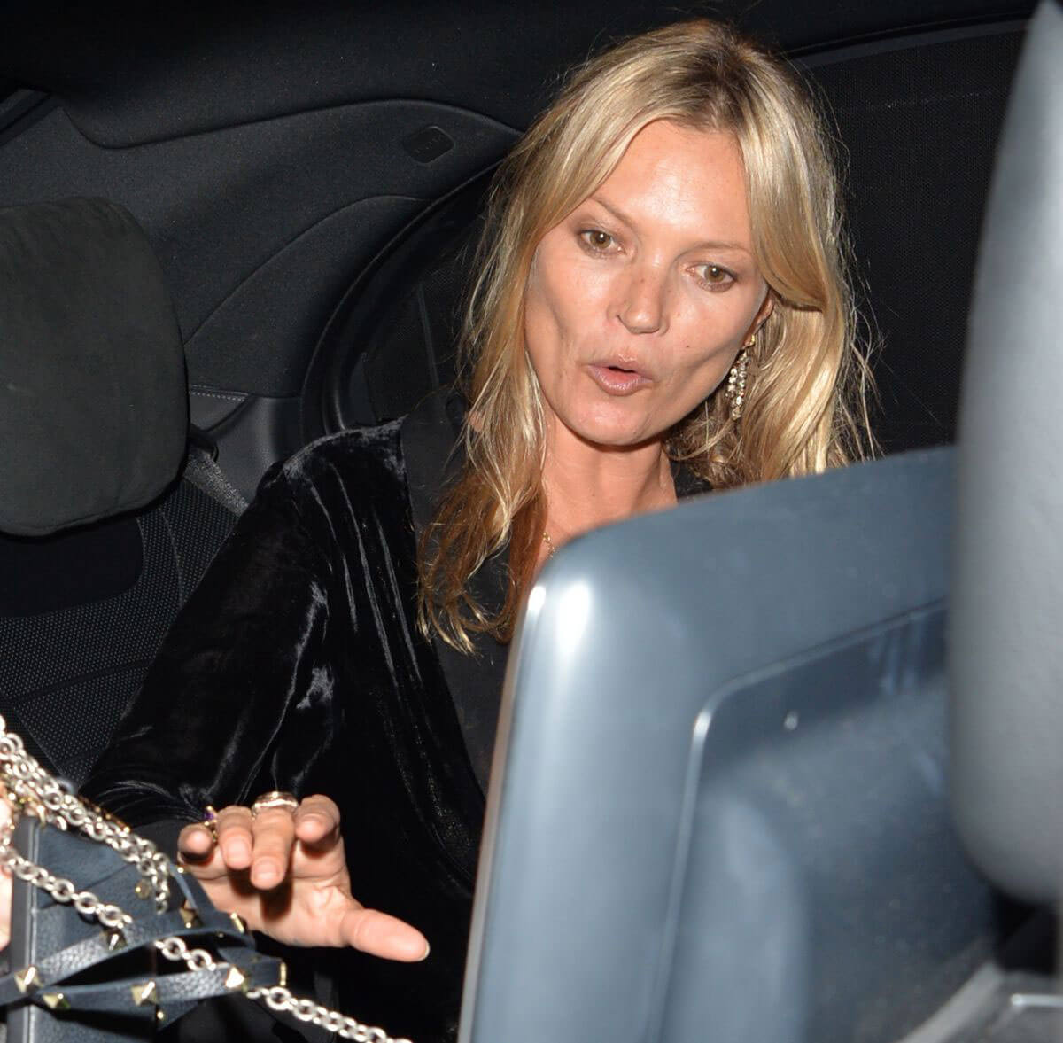 Kate Moss Out and About in London 2018/06/26 1