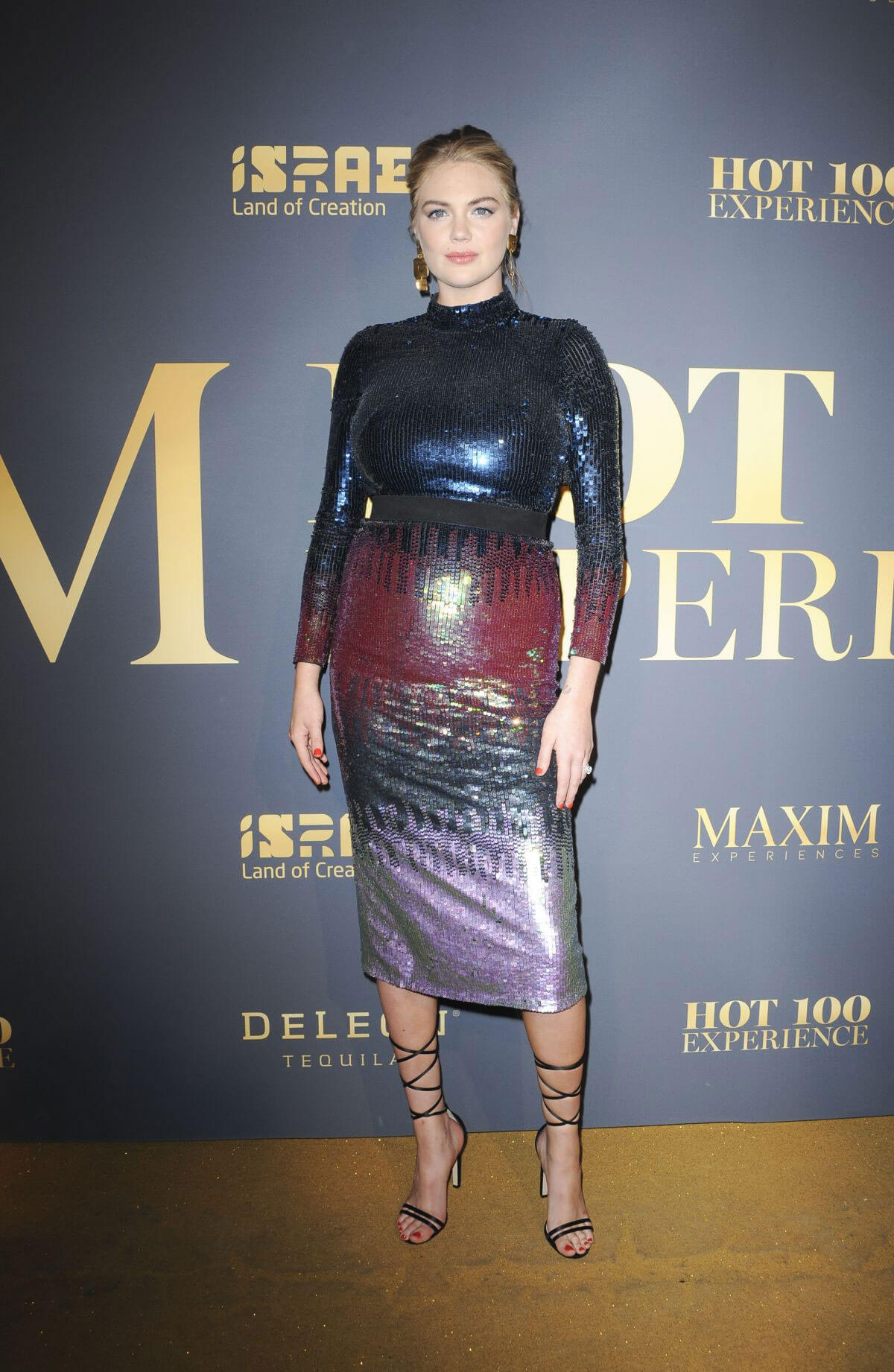 Kate Upton at Maxim Hot 100 Experience in Los Angeles 2018/07/21 1