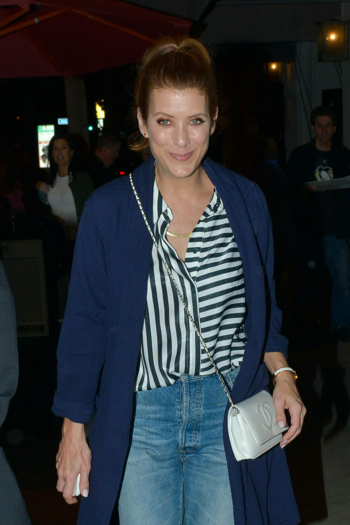 Kate Walsh at Craigs Restaurant in West Hollywood 2018/05/16 1