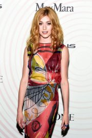 Katherine McNamara at Women in Film Crystal and Lucy Awards in Los Angeles 2018/06/13 10