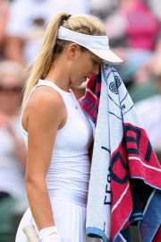 Katie Boulter at Wimbledon Tennis Championships in London 2018/07/05 9