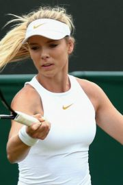 Katie Boulter at Wimbledon Tennis Championships in London 2018/07/05 11
