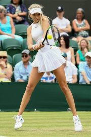 Katie Boulter at Wimbledon Tennis Championships in London 2018/07/05 13
