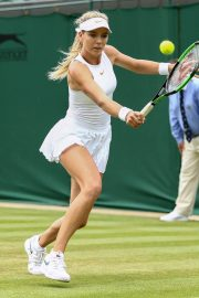 Katie Boulter at Wimbledon Tennis Championships in London 2018/07/05 14