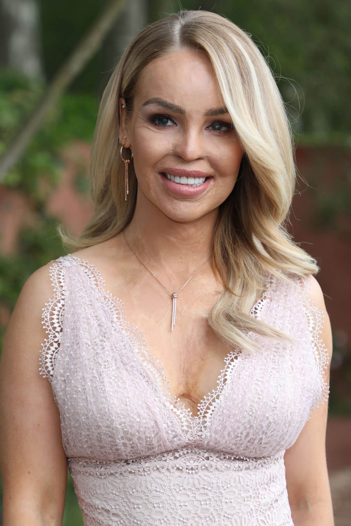 Katie Piper at Chelsea Flower Show in London 2018/05/21 1