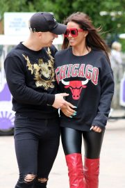Katie Price and Kris Boyson Out in London 2018/06/25 4