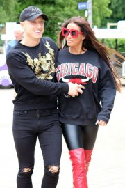 Katie Price and Kris Boyson Out in London 2018/06/25 7