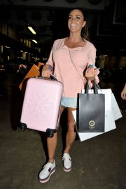 Katie Price and Kris Boyson Shopping at Harvey Nichols and Selfridges in Manchester 2018/07/28 3