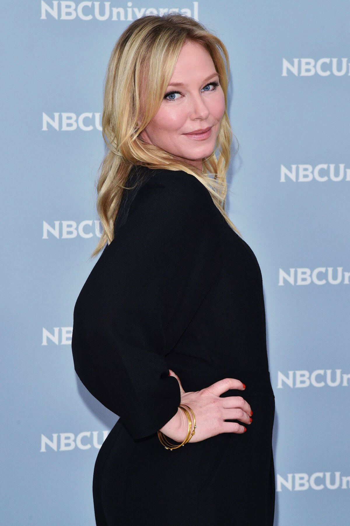 Kelli Giddish at NBCUniversal Upfront Presentation in New York 2018/05/14 1