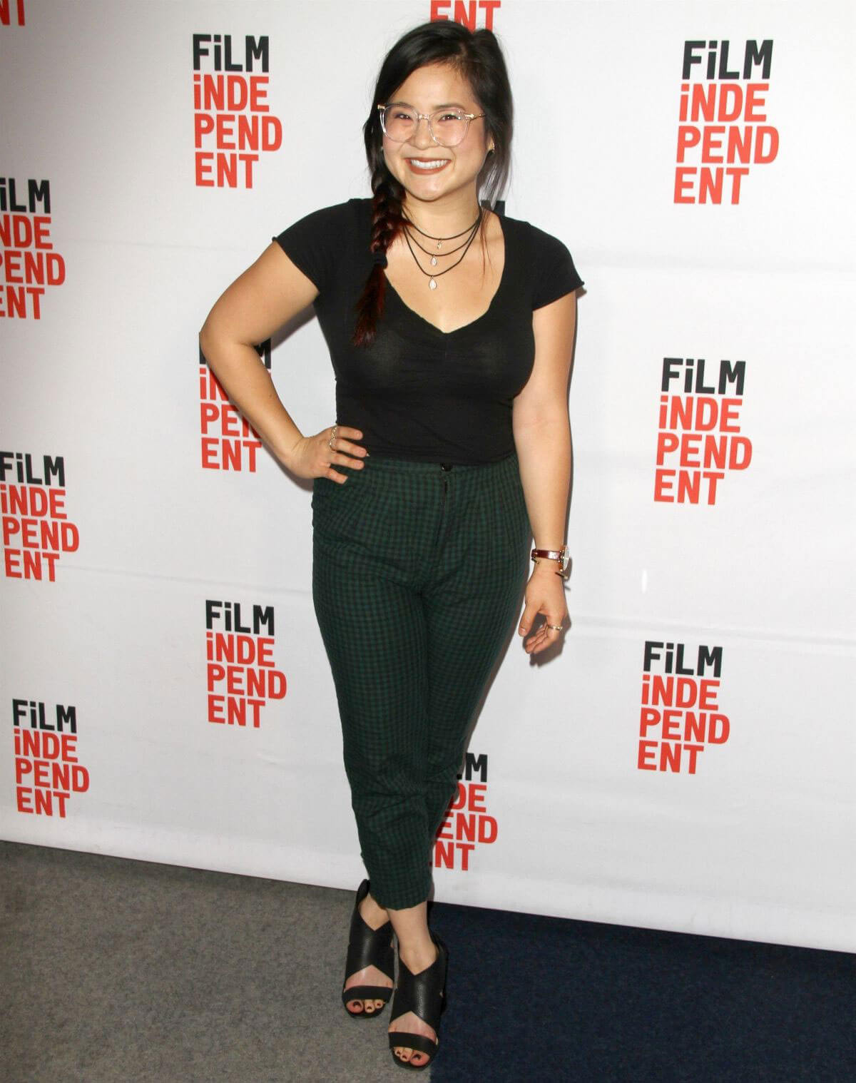 Kelly Marie Tran at Puzzle Premiere at Writers Guild Theater in Los Angeles 2018/07/16 1