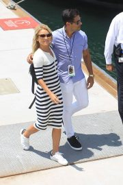 Kelly Ripa and Mark Consuelos at Comic-con in San Diego 2018/07/21 3