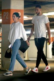Kendall Jenner and Ben Simmons Shopping at Barney's New York in Beverly Hills 2018/06/12 4