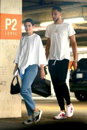 Kendall Jenner and Ben Simmons Shopping at Barney's New York in Beverly Hills 2018/06/12 6