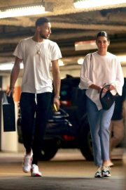 Kendall Jenner and Ben Simmons Shopping at Barney's New York in Beverly Hills 2018/06/12 9