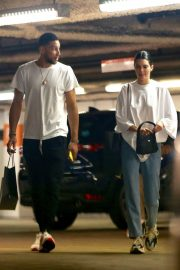 Kendall Jenner and Ben Simmons Shopping at Barney's New York in Beverly Hills 2018/06/12 12