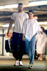 Kendall Jenner and Ben Simmons Shopping at Barney's New York in Beverly Hills 2018/06/12 13