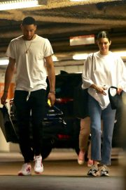 Kendall Jenner and Ben Simmons Shopping at Barney's New York in Beverly Hills 2018/06/12 14
