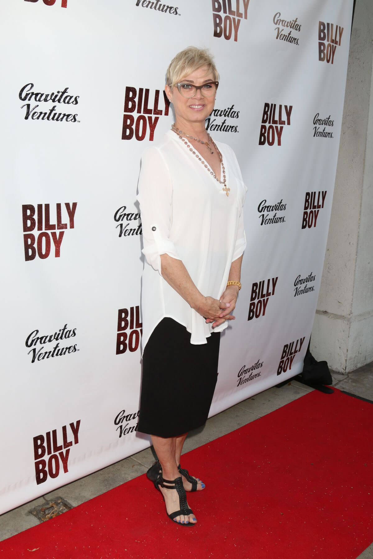 Kim Johnston Ulrich at Billy Boy Premiere in Los Angeles 2018/06/12 1