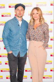 Kimberley Walsh at Loose Women TV Show in London 2018/07/17 2