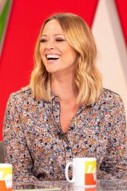 Kimberley Walsh at Loose Women TV Show in London 2018/07/17 3