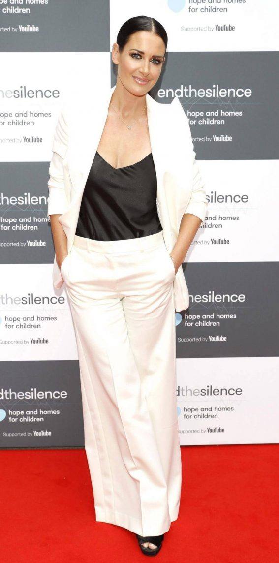 Kirsty Gallacher at End the Silence Charity Gala in London 2018/06/13 1