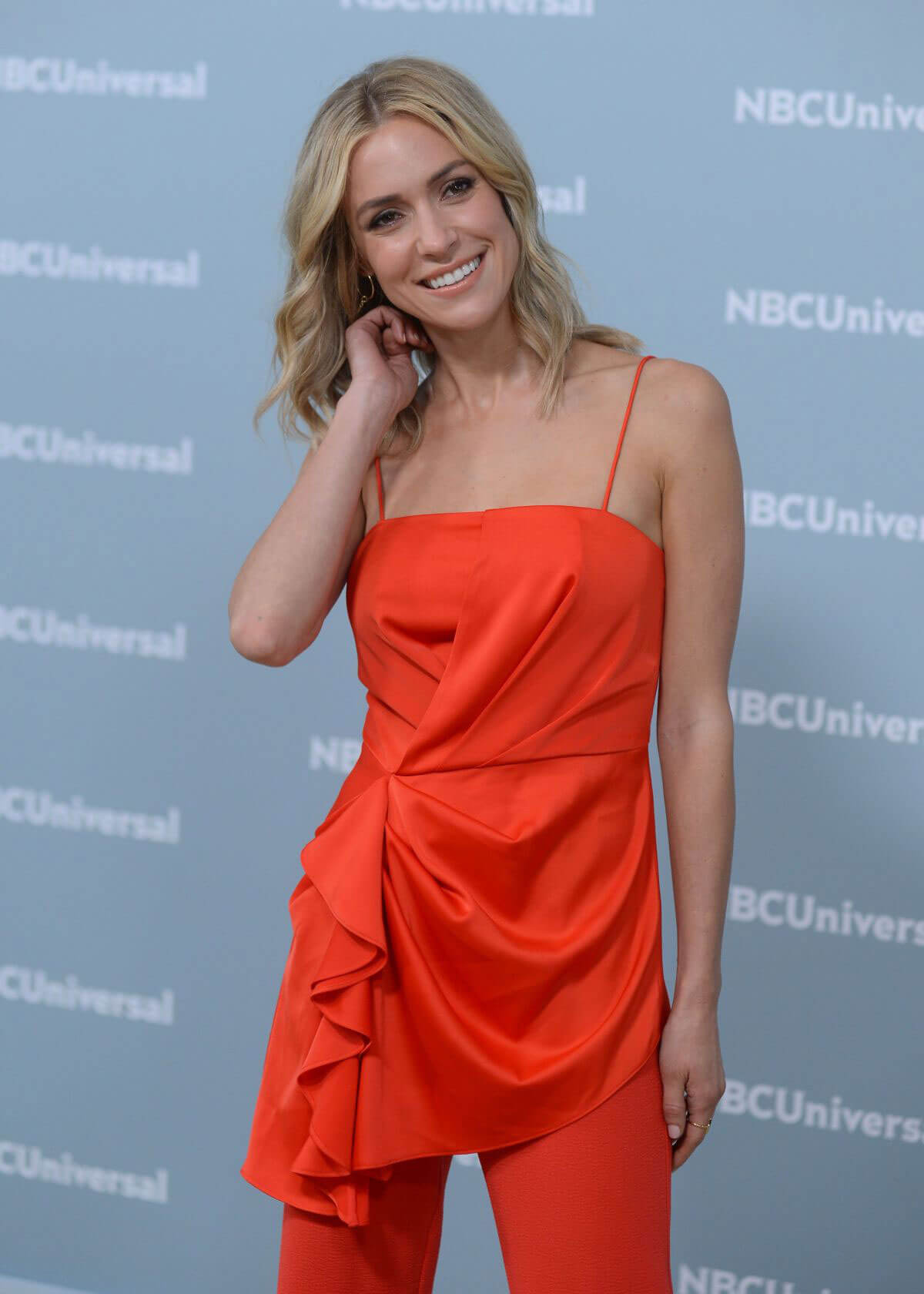 Kristin Cavallari at NBCUniversal Upfront Presentation in New York 2018/05/14 1