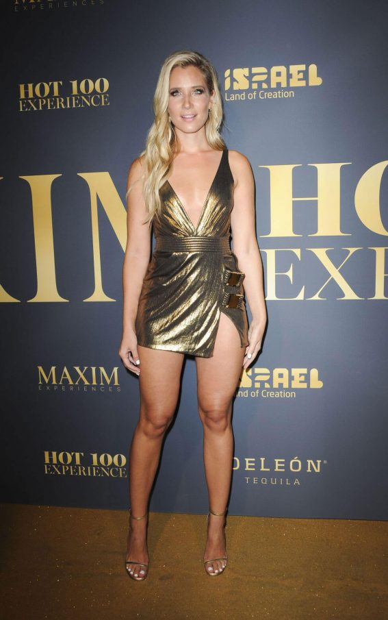 Kristine Leahy at Maxim Hot 100 Experience in Los Angeles 2018/07/21 1