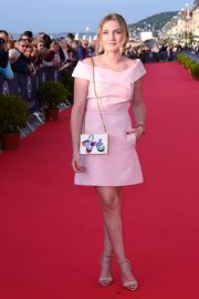 Laetitia Clement at 32nd Cabourg Film Festival 2018/06/15 1