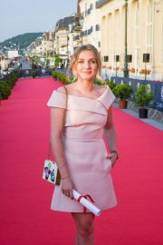 Laetitia Clement at 32nd Cabourg Film Festival 2018/06/15 2